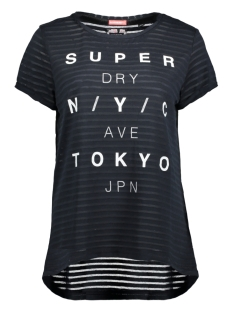 Superdry T-shirt G10150FO 98T (Eclipse Navy)
