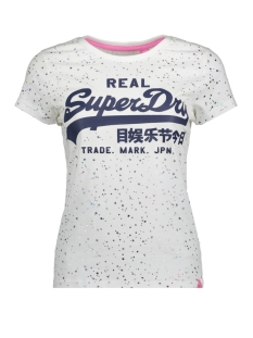 Superdry T-shirt G10007FQDS 01C (Optic)