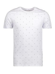 Jack & Jones T-shirt JCOMICRO TEE CREW NECK 12134851 White