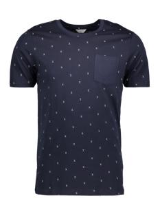 Jack & Jones T-shirt JCOMICRO TEE CREW NECK 12134851 Sky Captain