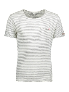 Key Largo T-shirt MT00124 1001 Offwhite