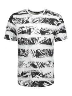 Only & Sons T-shirt onsDAYMON REG SS TEE 22010034 White