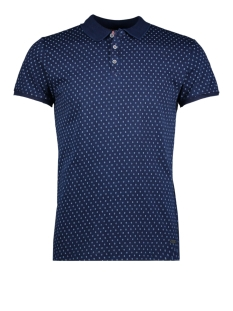 NO-EXCESS Polo 85340391 033  Indigo