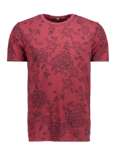Only & Sons T-shirt onsSULLIVAN SS TEE 22009235 Red Dahlia