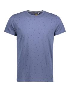 NO-EXCESS T-shirt 85340303 032 DK Blue