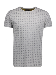 NO-EXCESS T-shirt 85340354 102 grey melange