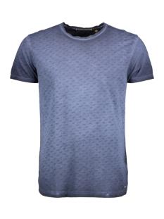 NO-EXCESS T-shirt 85350303 032 dk Blue
