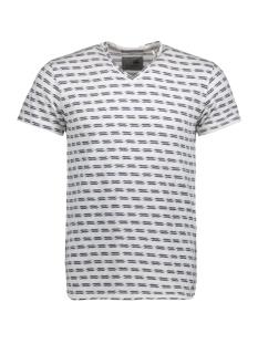 NO-EXCESS T-shirt 85350304 032 dk Blue