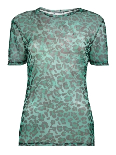 Luba T-shirt AMY TOP GREEN