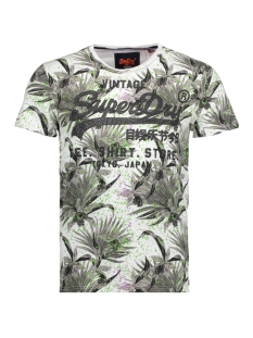 Superdry T-shirt M10008HQ 01C (Optic)