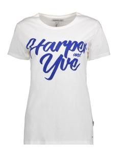 Harper & Yve T-shirt SHIRT HARPER OFF WHITE
