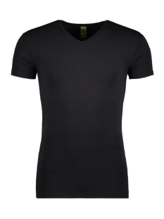 Alan Red T-shirt 6663 BALTIMORA BLACK