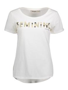 Garcia T-shirt P80208 53 Off White