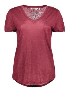 Garcia T-shirt P80213 2546 Cabernet