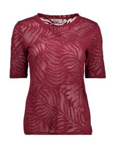 Garcia T-shirt P80218 2546 Cabernet
