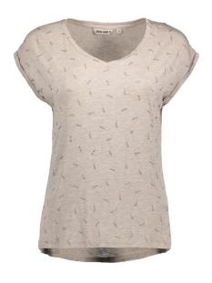 Garcia T-shirt P80215 83 Chinchilla
