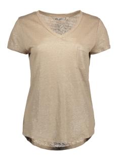 Garcia T-shirt P80213 83 Chinchilla