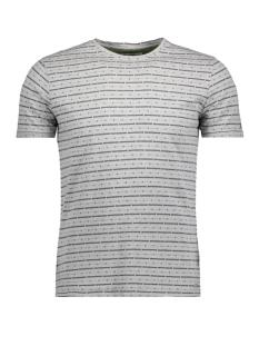 Garcia T-shirt P81211 66 Grey Melee