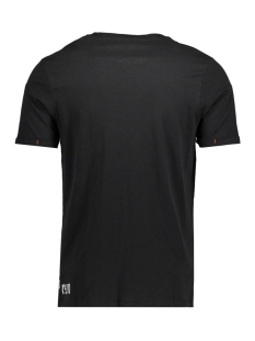 jconiagra tee ss crew neck nl 12139194 jack & jones t-shirt black