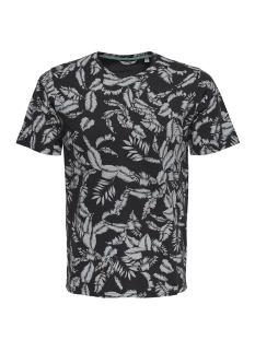 Only & Sons T-shirt onsDAYTON AOP SS TEE REG 22009988 Phantom