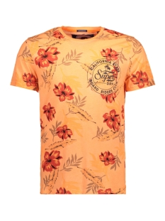 Superdry T-shirt M10001HQ OP7 (Scorched Coral)