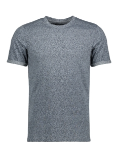 Jack & Jones T-shirt JPRAUSTIN AOP  TEE SS CREW NECK 12135556 Winter Sky