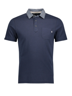 Jack & Jones Polo JPRDARREN SS POLO 12136477 Navy Blazer