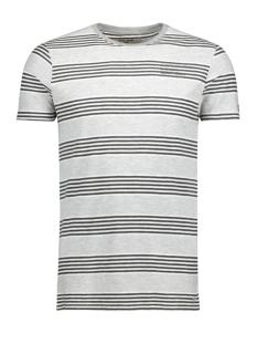 Garcia T-shirt P81208 66 Grey melee