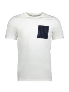 Only & Sons T-shirt onsSYRUS POCKET SS TEE 22009247 Cloud Dancer