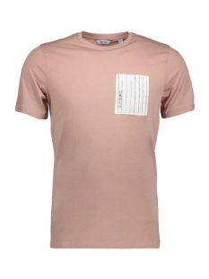 Only & Sons T-shirt onsSYRUS POCKET SS TEE 22009247 Fawn