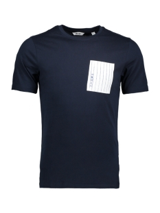 Only & Sons T-shirt onsSYRUS POCKET SS TEE 22009247 Dark Sapphire