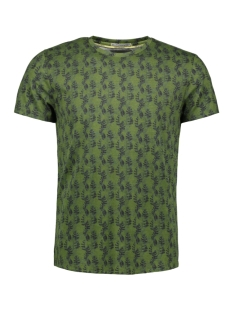 NO-EXCESS T-shirt 86320401 195 Basil