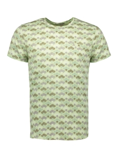 NO-EXCESS T-shirt 86320404 051 Lt Green