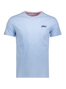 Superdry T-shirt M10007TQ Pastel Blue Marl(SS5)