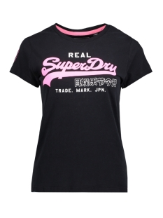 Superdry T-shirt G10218NQ Black(02A)