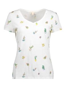 Esprit T-shirt 058EE1K036 E100