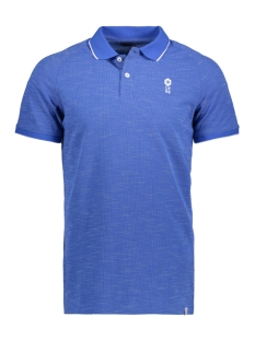 Jack & Jones Polo JCOMELANGE POLO SS 12135633 Nautical Blue