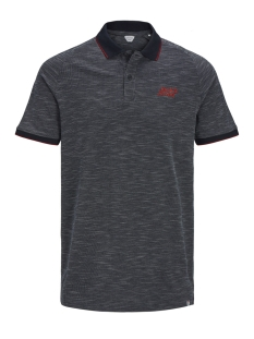 Jack & Jones Polo JCOMELANGE POLO SS 12135633 Sky Captain