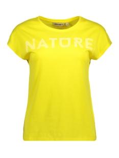 Garcia T-shirt Q80002 2621 Buttercup
