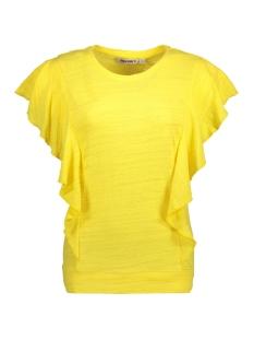 Garcia T-shirt Q80015 2621 Buttercup