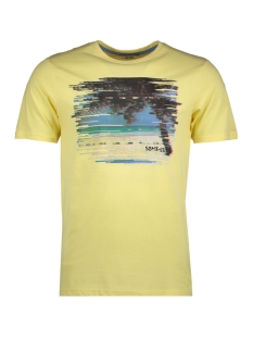 Only & Sons T-shirt onsDERMOT SS FITTED TEE 22009961 Mellow Yellow