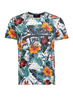 Superdry T-shirt M10019TQ Optic AOP