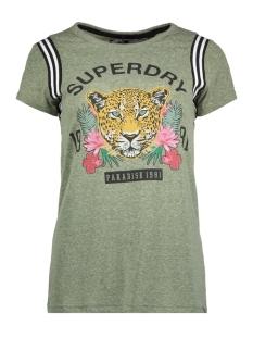 Superdry T-shirt G60036HQ Soft Khaki