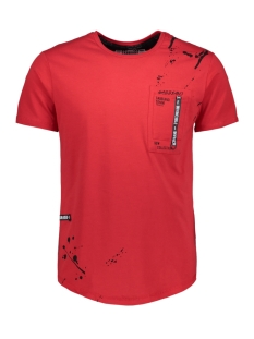 Gabbiano T-shirt 13860 RED