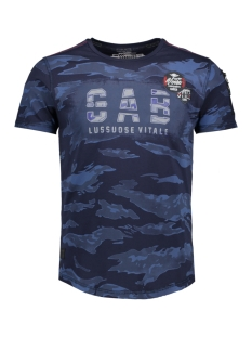 13882 gabbiano t-shirt navy