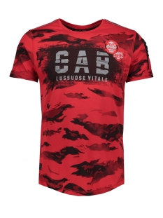 Gabbiano T-shirt 13882 RED