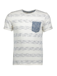 Only & Sons T-shirt onsDART POCKET FITTED TEE 22009905 Cloud Dancer