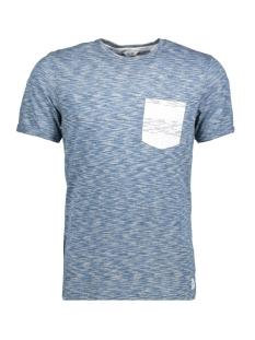 Only & Sons T-shirt onsDART POCKET FITTED TEE 22009905 Medium Blue Melange