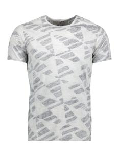 Garcia T-shirt M81011 2533 Dove Melee