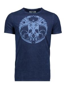 Garcia T-shirt O81005 1050 Indigo